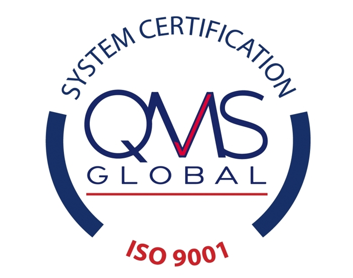 QMS Global SYSTEM CERTIFICATION ISO 9001